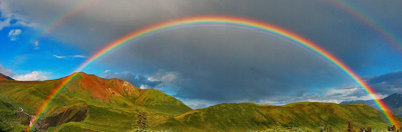 Die Regenbogenbrücke (c) Eric Rolph