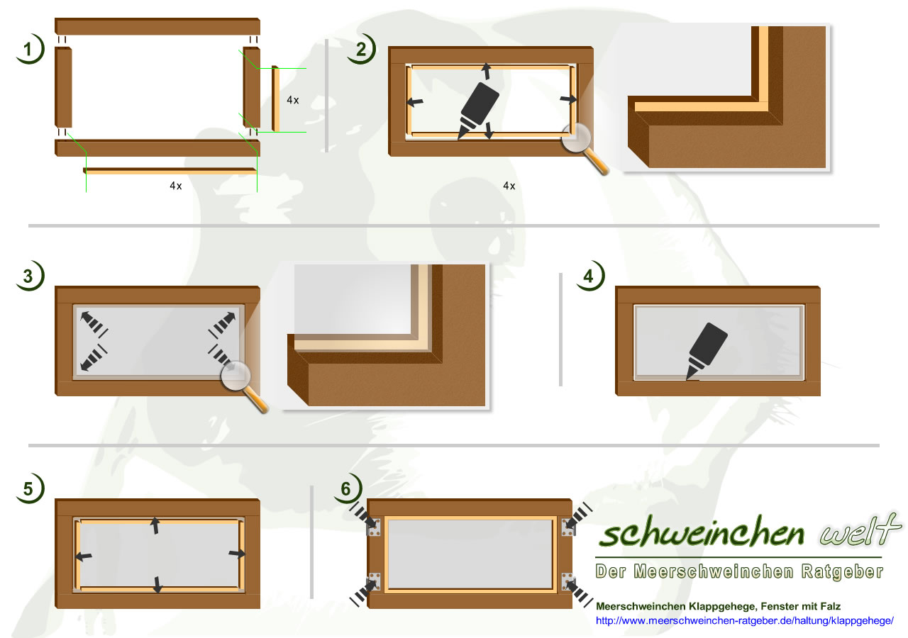 klappgehege f r meerschweinchen die g nstige haltung so geht 39 s. Black Bedroom Furniture Sets. Home Design Ideas